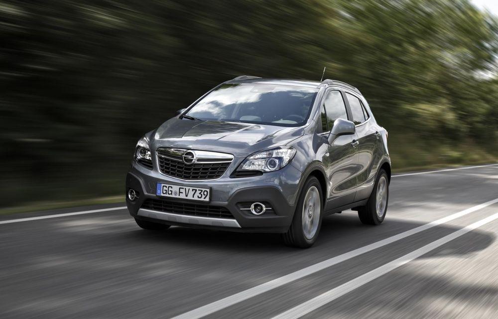Opel Mokka primește un motor 1.6 CDTI de 110 CP și alte noutăți - Poza 1