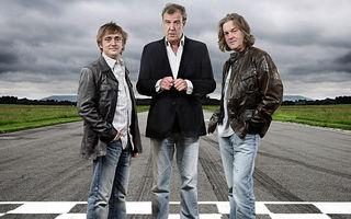 Jeremy Clarkson, James May și Richard Hammond vor lansa o nouă emisiune auto în 2016