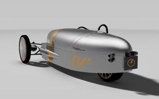 Morgan, producătorul britanic de mașini retro, pregătește un model electric