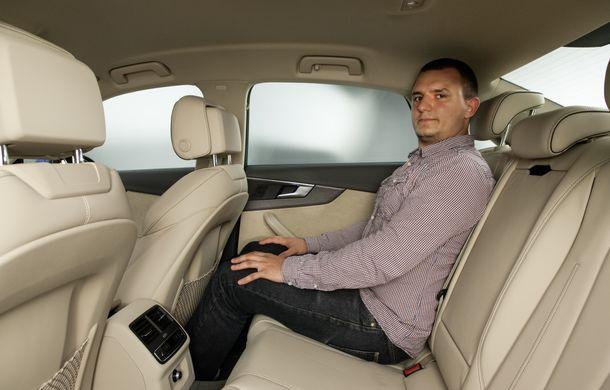 TOP SECRET: Întâlnire față în față cu noul Audi A4 înainte de lansarea oficială - Poza 3