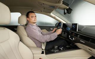 TOP SECRET: Întâlnire față în față cu noul Audi A4 înainte de lansarea oficială