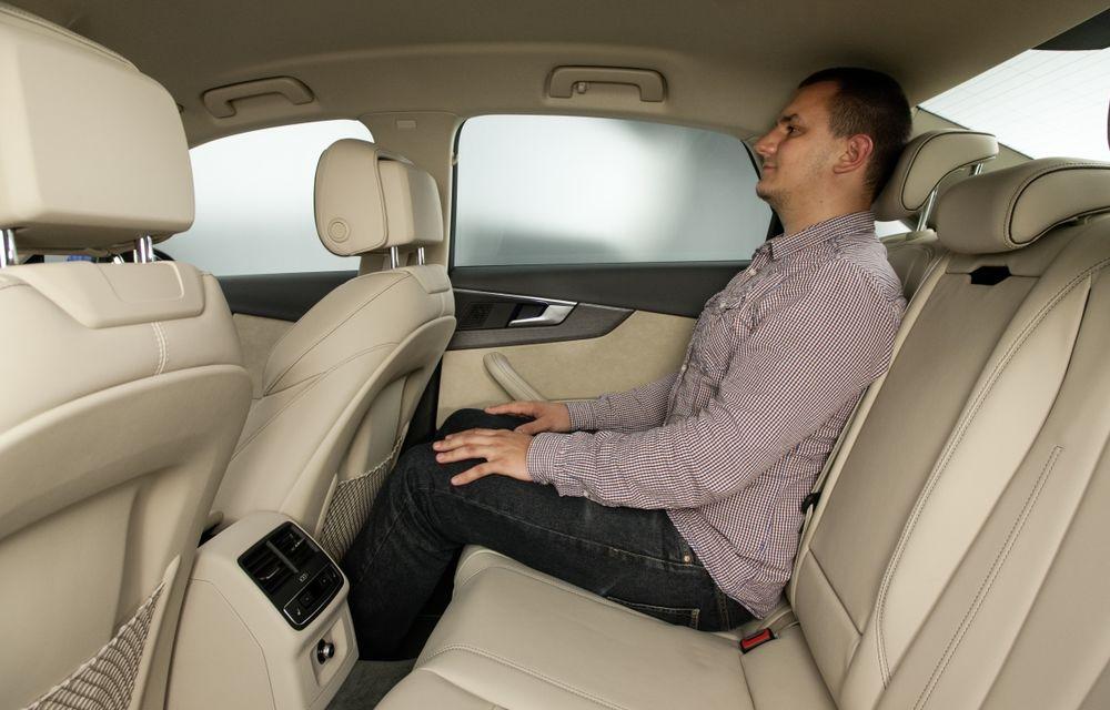 TOP SECRET: Întâlnire față în față cu noul Audi A4 înainte de lansarea oficială - Poza 2