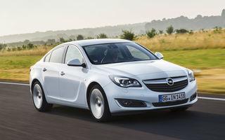 Opel Insignia primește noi versiuni ale motorului 1.6 CDTI și conectivitate Apple CarPlay