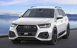 Primul pachet de tuning pentru noua generație Audi Q7