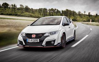 Honda Civic Type R a intrat în producție