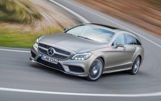 Mercedes-Benz ar putea renunța la CLS Shooting Brake