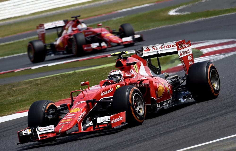 Ferrari va analiza lipsa de performanţă de la Silverstone - Poza 1