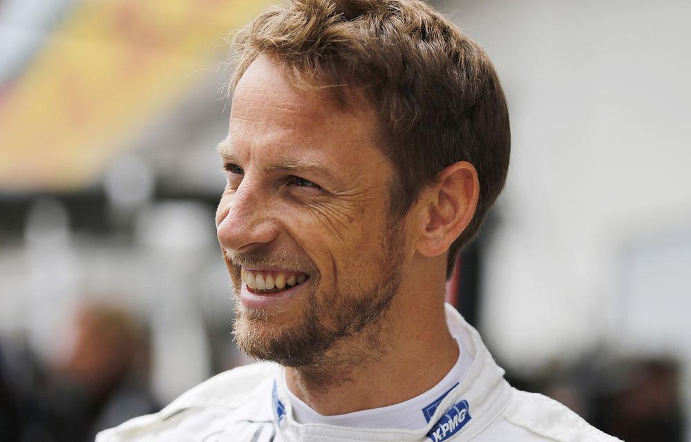 Button nu are locul asigurat la McLaren în 2016 - Poza 1