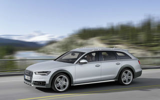 Audi pregătește mai multe variante allroad ale modelelor sale