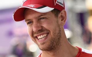 Vettel va concura la Race of Champions 2015