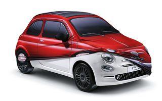 Fiat 500 facelift primește primul pachet de accesorii de la Mopar