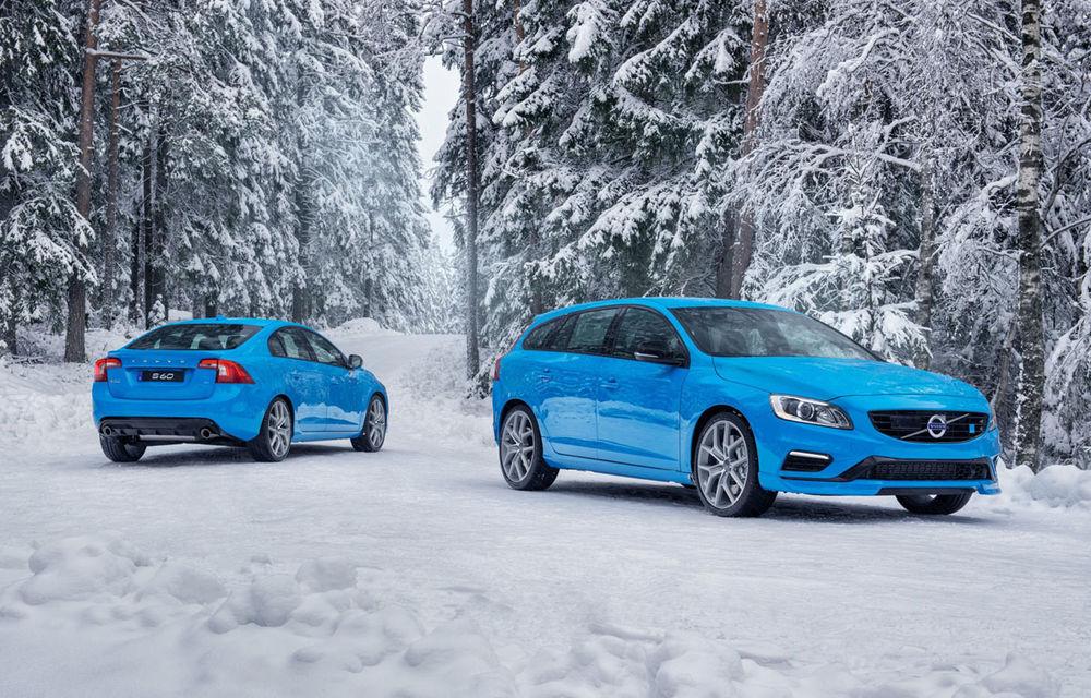 Volvo cumpără 100% din compania Polestar şi anunţă versiuni sportive pentru toate modelele mărcii - Poza 1