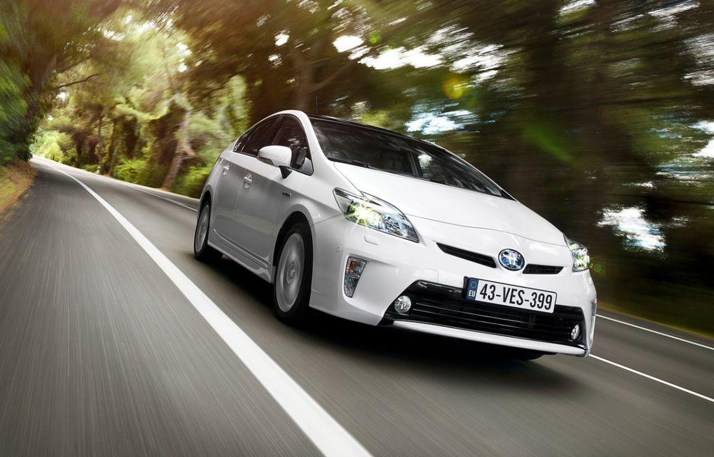 Toyota anunță un recall pentru Prius: 625.000 de unități sunt afectate - Poza 1