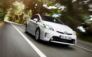 Toyota anunță un recall pentru Prius: 625.000 de unități sunt afectate