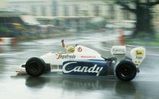 Monopostul pilotat de Senna la Monaco în 1984, scos la licitaţie pentru 1 milion de lire sterline