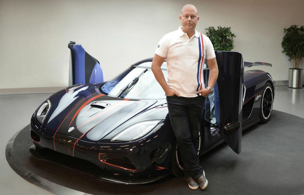 """Koenigsegg se gândește să fabrice și mașini """"obișnuite"""" - Poza 1"""