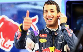 Ricciardo va concura în Race of Champions 2015