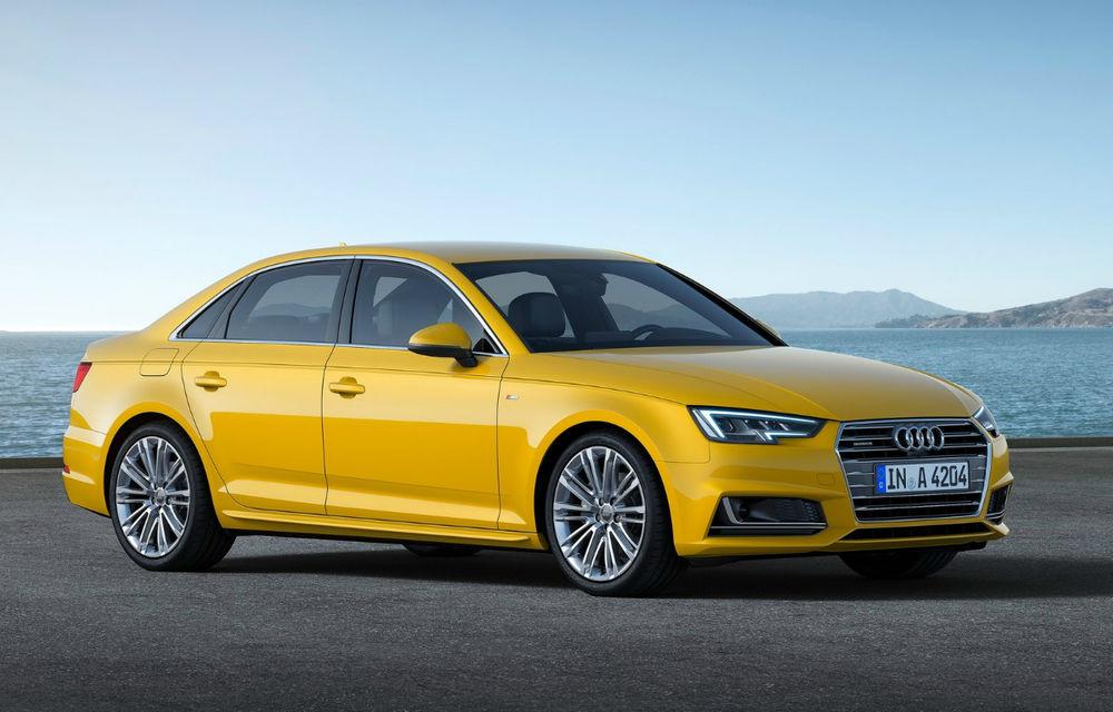 Viitorul Audi RS4 ar putea fi echipat cu o turbină electrică - Poza 1