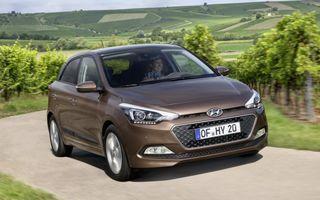 Hyundai i20 va primi un motor 1.0 turbo de 120 CP