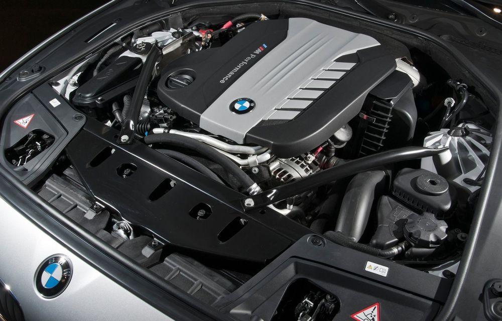 BMW ar putea lansa o motorizare cu patru turbine - Poza 1