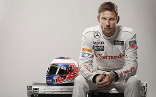 Jenson Button ar putea prezenta Top Gear alături de Chris Evans
