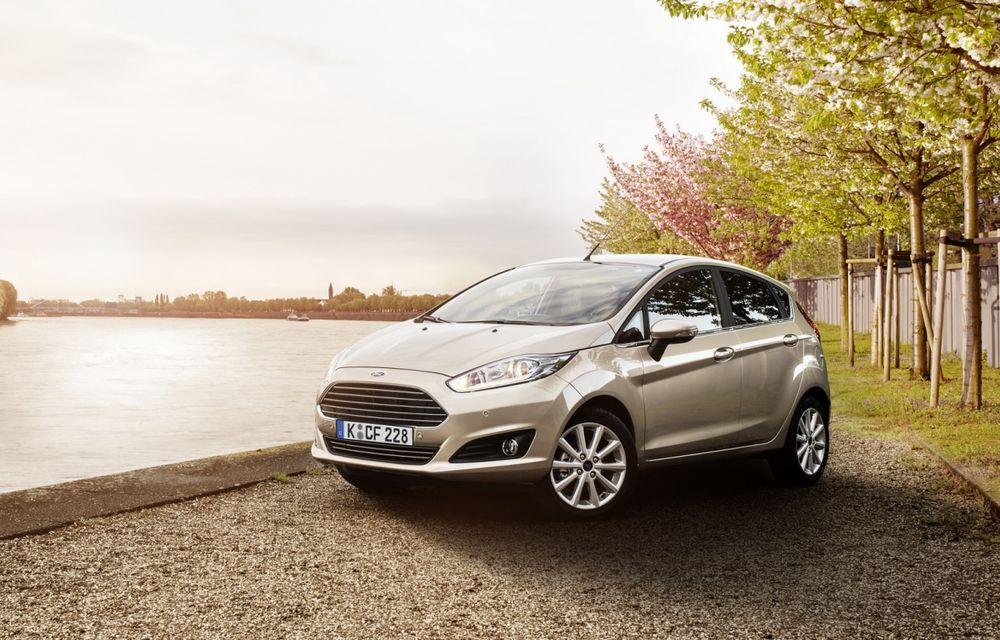 Ford Fiesta este cel mai bine vândut model din segment în prima jumătate a anului - Poza 1