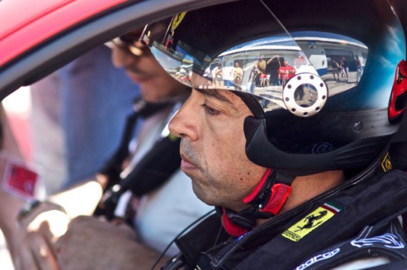 Un italian își propune să stabilească un record de viteză pe Transfăgărășan cu un Ferrari 458 - Poza 2