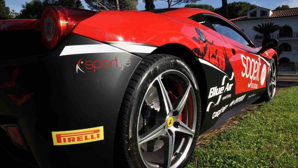 Un italian își propune să stabilească un record de viteză pe Transfăgărășan cu un Ferrari 458 - Poza 7