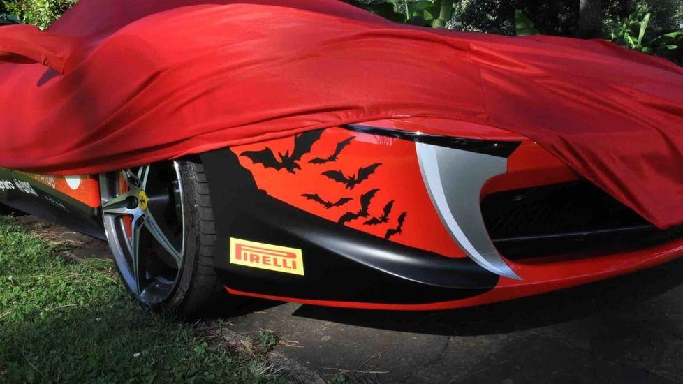 Un italian își propune să stabilească un record de viteză pe Transfăgărășan cu un Ferrari 458 - Poza 8