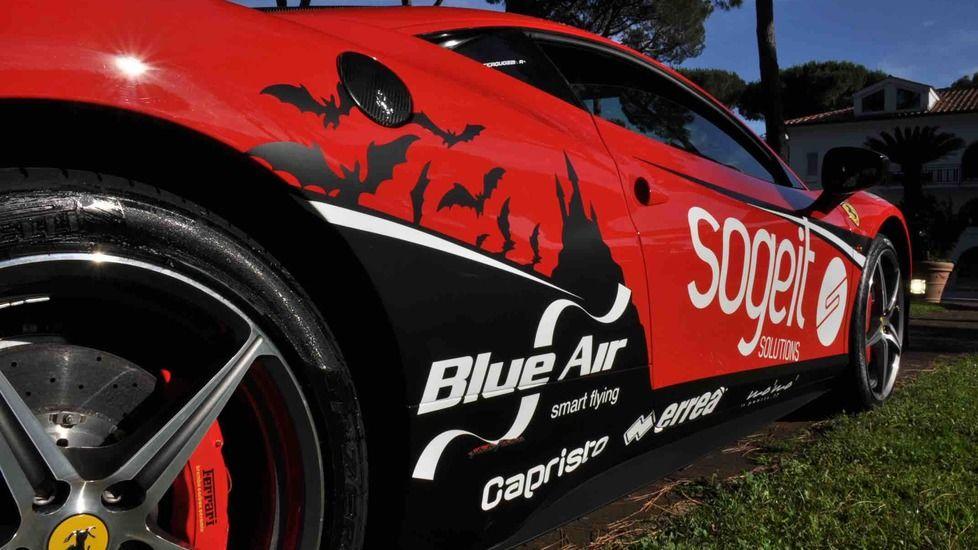 Un italian își propune să stabilească un record de viteză pe Transfăgărășan cu un Ferrari 458 - Poza 4