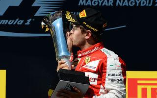 """Hakkinen: """"Vettel reprezintă o ameninţare în lupta pentru titlu"""""""