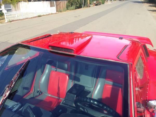 Cea mai urâtă copie de Ferrari din lume este de vânzare pentru 5.500 de dolari - Poza 11