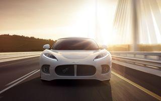 """Spyker a ieșit din restructurare și schimbă macazul: """"Vom fabrica mașini și avioane electrice"""""""