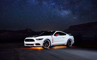 Ford Mustang Apollo Edition, un exemplar dedicat misiunilor selenare, a fost vândut pentru 230.000 de dolari