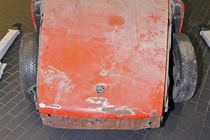 """Porsche va restaura un exemplar """"rătăcit"""" al lui 901, predecesorului lui 911 - Poza 4"""
