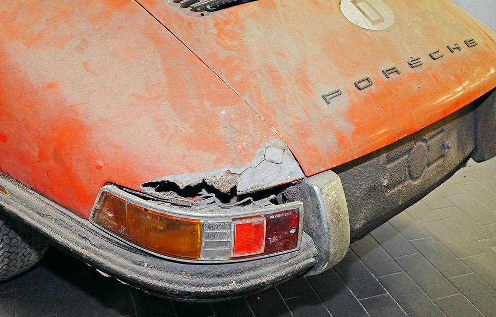 """Porsche va restaura un exemplar """"rătăcit"""" al lui 901, predecesorului lui 911 - Poza 5"""