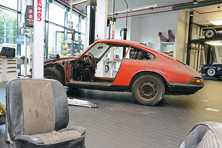 """Porsche va restaura un exemplar """"rătăcit"""" al lui 901, predecesorului lui 911 - Poza 3"""