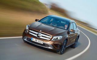 Mercedes-Benz actualizează gamele B-Klasse, CLA și GLA cu motoare și echipamente noi