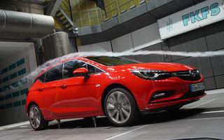 Noi detalii despre noul Opel Astra: mai mic şi mai aerodinamic decât actuala generaţie