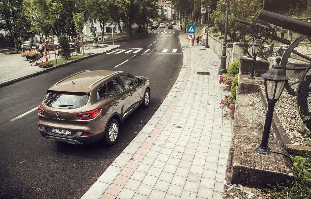 Test de consum cu Renault Kadjar 1.6 diesel: o nouă luptă cu consumul declarat - Poza 7
