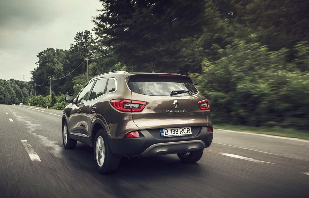 Test de consum cu Renault Kadjar 1.6 diesel: o nouă luptă cu consumul declarat - Poza 4