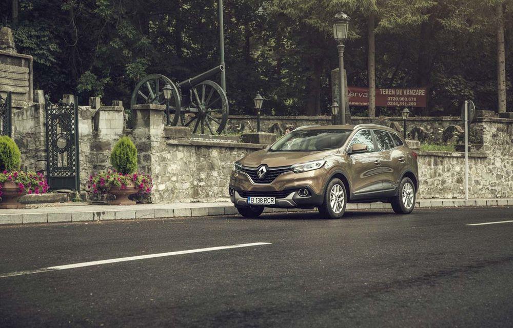 Test de consum cu Renault Kadjar 1.6 diesel: o nouă luptă cu consumul declarat - Poza 1