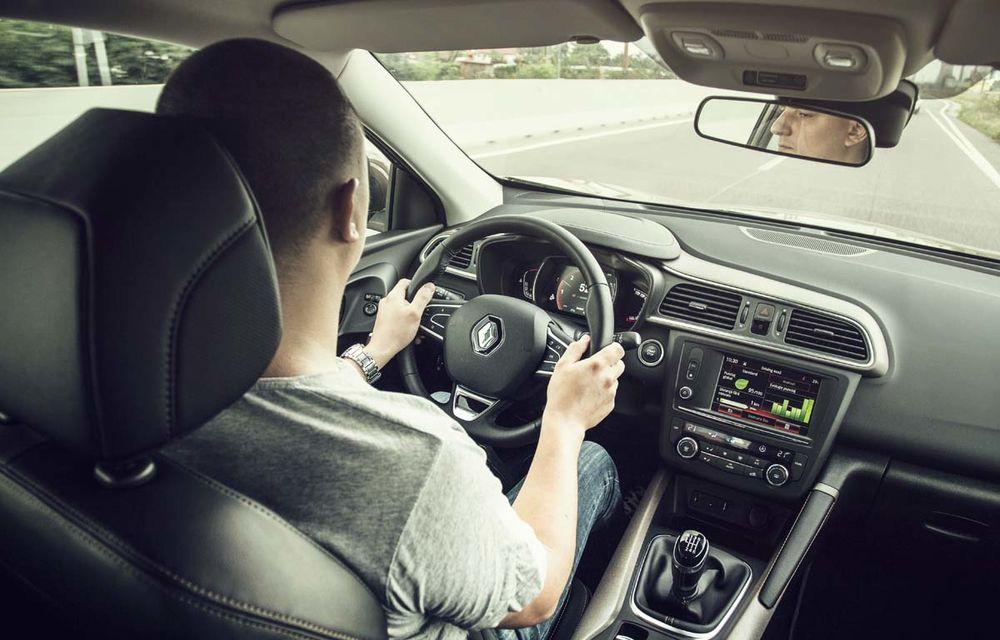 Test de consum cu Renault Kadjar 1.6 diesel: o nouă luptă cu consumul declarat - Poza 8