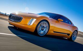 Kia promite lansarea unui model sport până în 2020