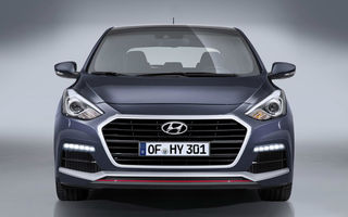 Hyundai aduce la Frankfurt conceptul unui i30 de 300 CP