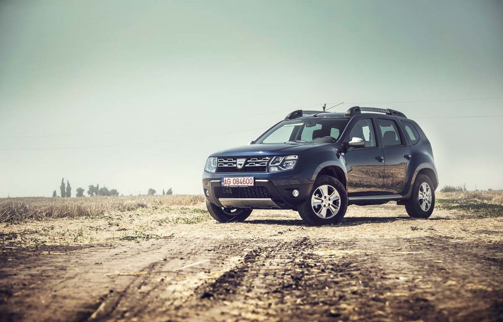Test drive Dacia Duster (2013-2017)