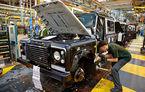 Land Rover va produce noua generație Defender într-o uzină complet nouă pe care o va construi în Slovacia