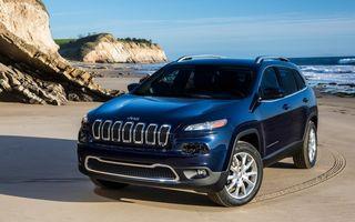 Jeep Cherokee primește un nou motor diesel: Multijet II de 2.2 litri