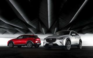 """Mazda: """"Ne temem că nu vom putea livra suficiente unități CX-3"""""""