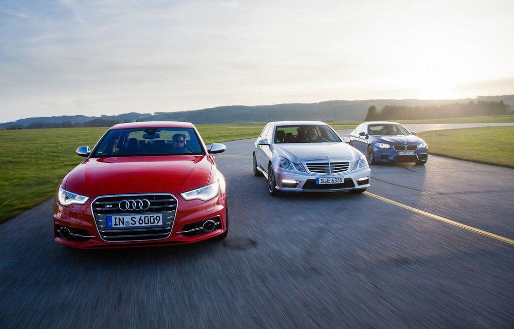 Situație strânsă în topul vânzărilor premium: Audi și Mercedes, despărțite de 272 de mașini după 7 luni - Poza 1
